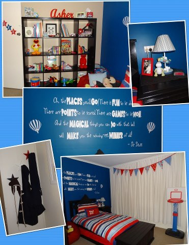 Peagan Williams Master Asher's Room ) Was a little easier to take photos of this room )