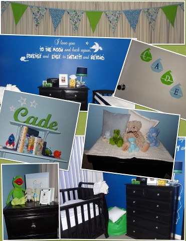 Peagan Williams Master Cade's Room ) Sorry It's really hard to take one pic of the whole room