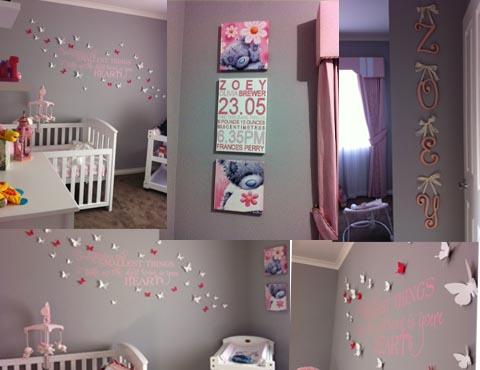 Zoey's room