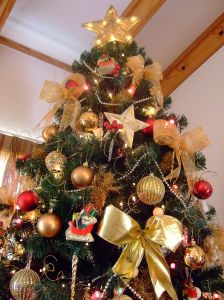 Baby Proofing Your Christmas Tree Baby Hints And Tips