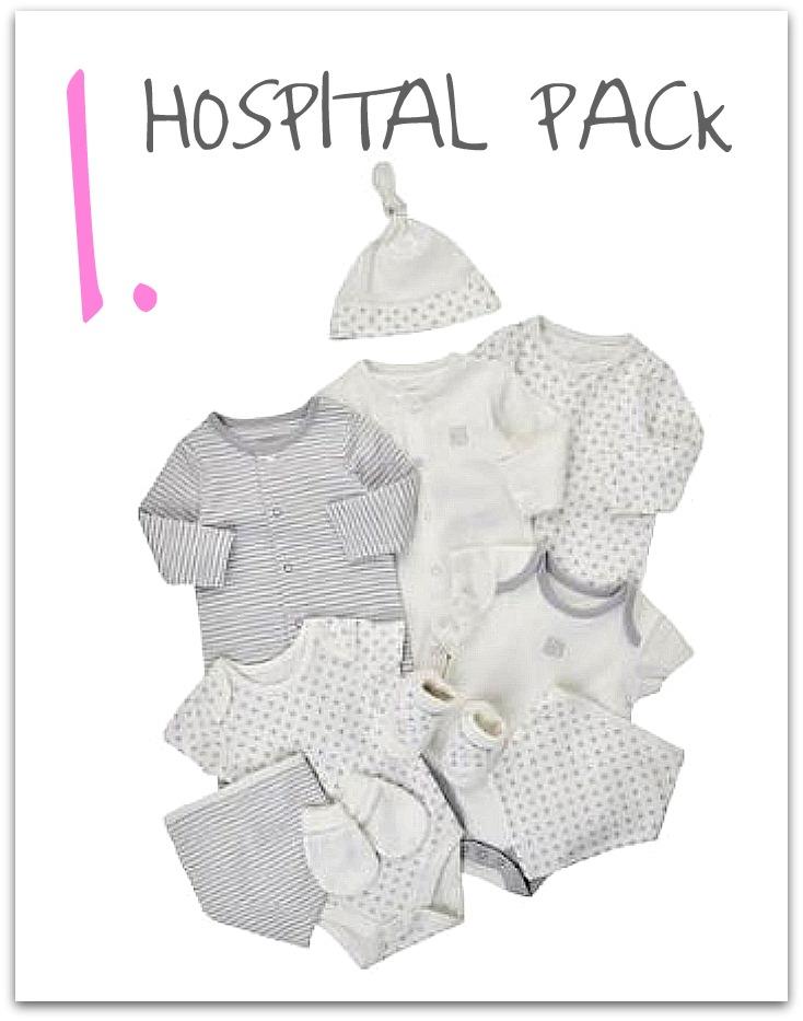 TIP 1 starter kit 10 piece unisex pure cotton set