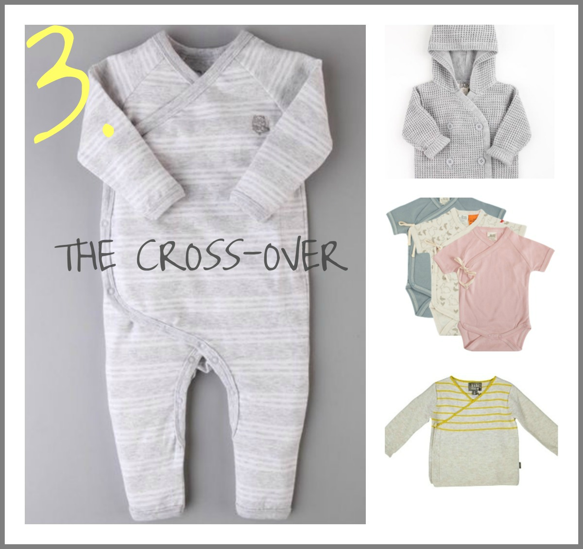 Tip 3 THE CROSS-OVER collage