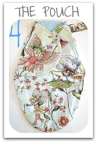 Tip 4 minimojo sleeping pouch 60