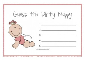 picture about Guess the Baby Food Game Free Printable referred to as Child shower online games absolutely free printables - Little one Hints and Suggestions