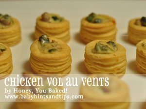 chicken-vol-au-vents