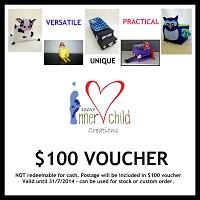 $100 VOUCHER