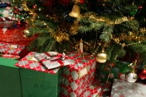 Christmas present budget