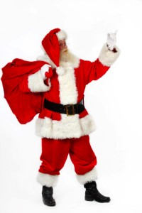 Santa bring presents