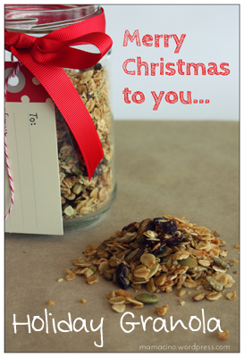 Teacher Gifts For Christmas.Budget Teacher Gifts Christmas Granola Recipe Baby Hints