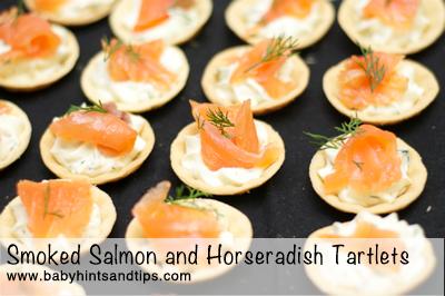 smoked-salmon-tartlets