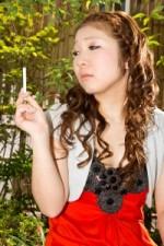Quit smoking once pregnanct (Custom)