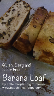 Allergy-Friendly-Banana-Loaf