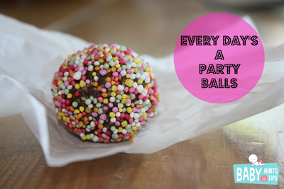 bliss ball recipe or protein balls for kids