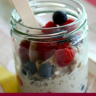 {RECIPE} How to avoid Morning Madness and Muesli-in-a-jar