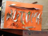 Craft: Autumn Collage
